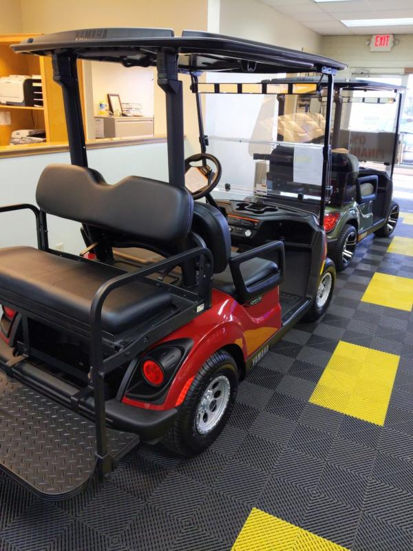2021 Yamaha 4 seater Golf Cart