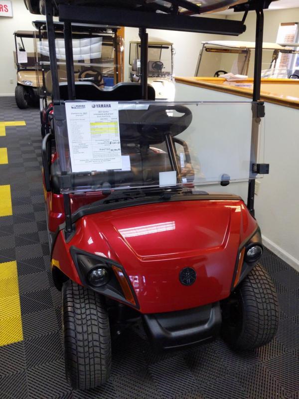 2021 Yamaha 4 seater Golf Cart