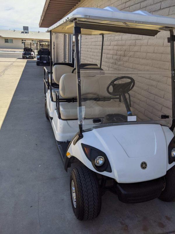 2008 Yamaha 6 seater Golf Cart