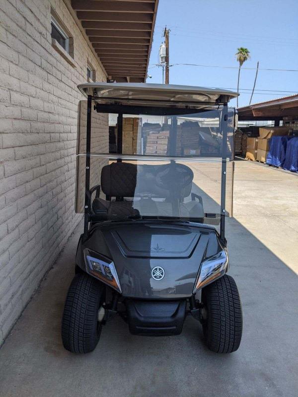 2018 Yamaha Quietech Golf Cart