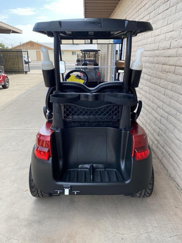 2019 Club Car Gas Golf Cart