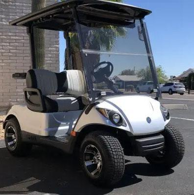 2007 Yamaha PRE-OWNED GAS Golf Cart