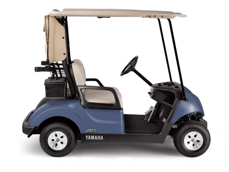 2020 Yamaha Drive2 Gas EFI Golf Cart