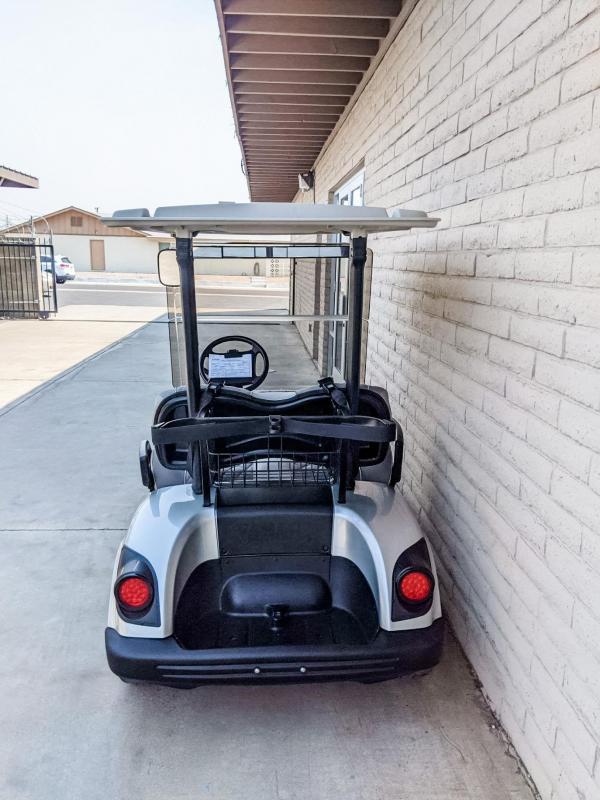 2013 Yamaha Gas Golf Cart