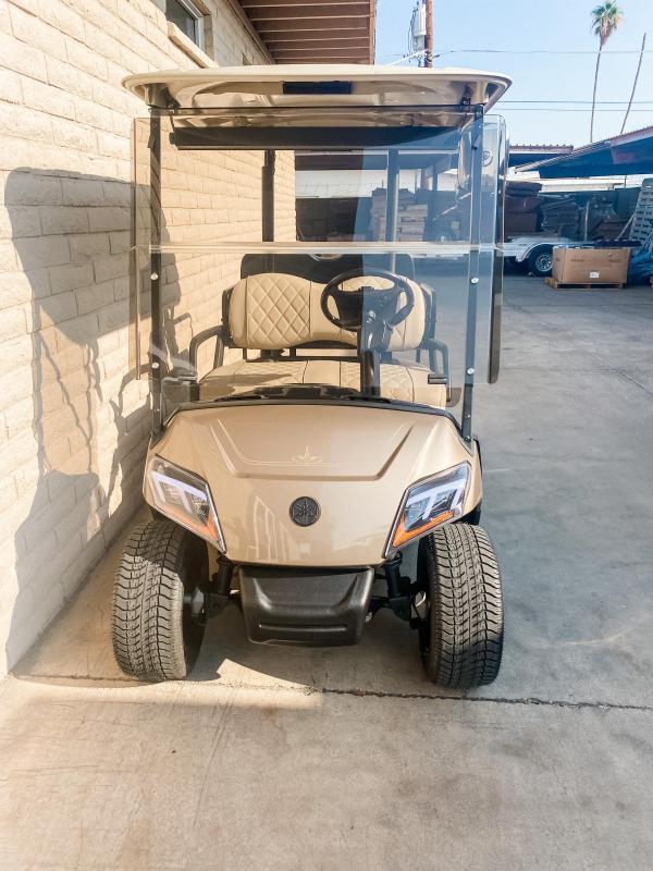 2017 Yamaha 4 Passenger Golf Cart