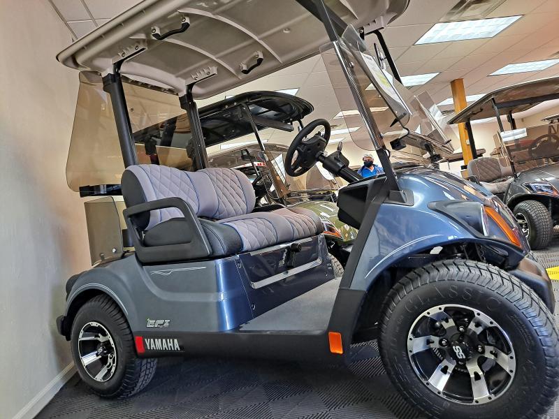 2021 Yamaha DR2AV Golf Cart