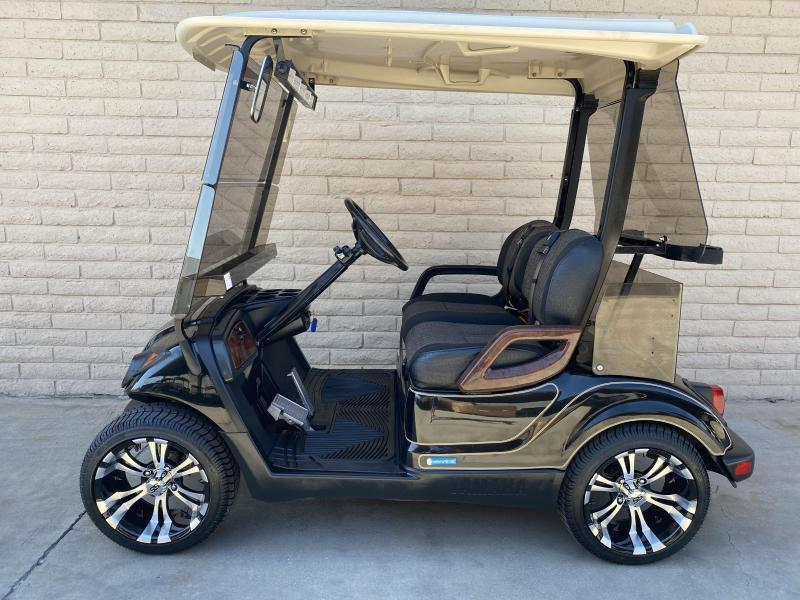 2010 Yamaha Electric Golf Cart
