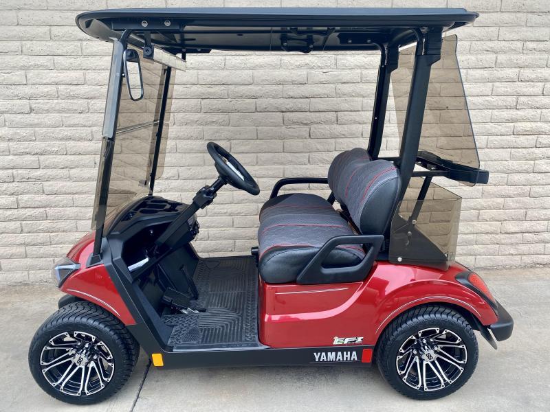 2022 Yamaha Drive-r Golf Cart