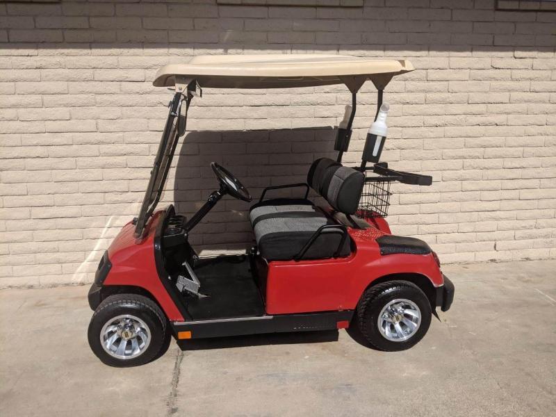 2007 Yamaha Gas Golf Cart