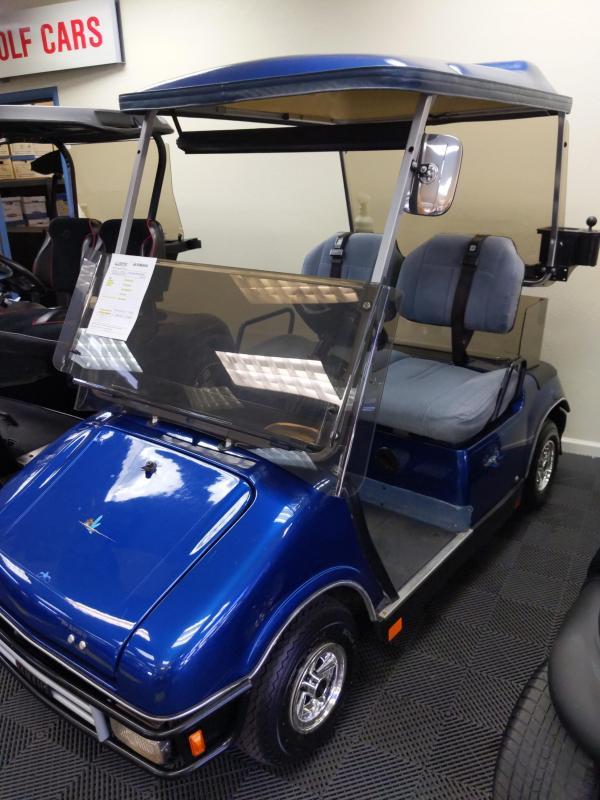 2005 Yamaha Sun Classic Golf Cart