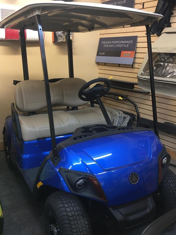 2021 Yamaha Quiet -tech Golf Cart