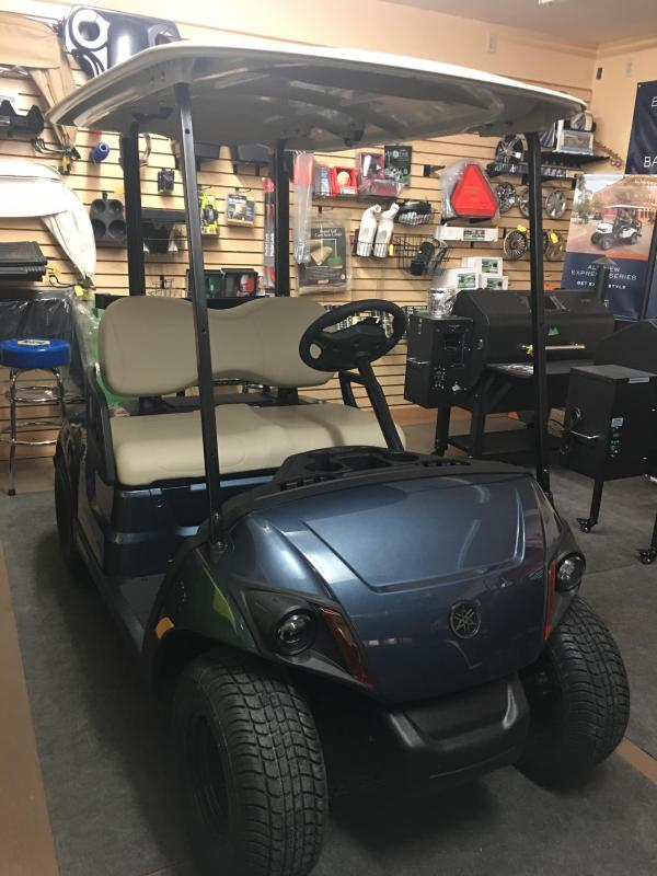 2021 Yamaha Quiet-tech Golf Cart