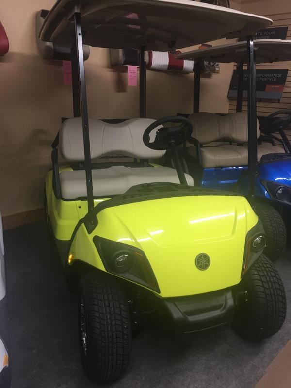 2021 Yamaha Quiet-tech Golf Cart