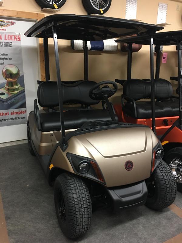 2021 Yamaha Quiettech Golf Cart