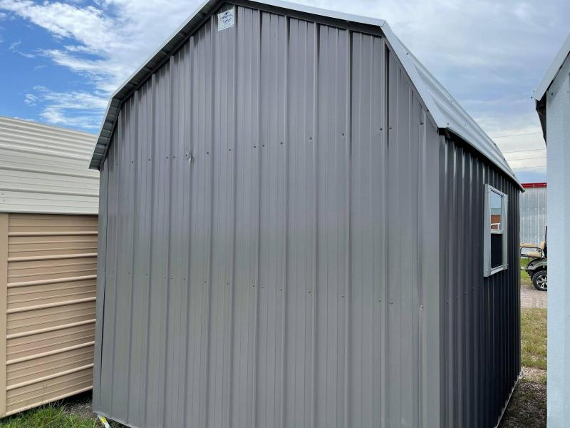2021 General Shelters 10' x 12' Barn Style Utility Shed
