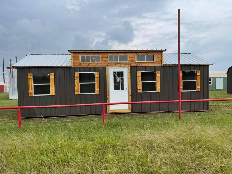 2021 General Shelters 14x30 Dormer Shed Cottage Shed