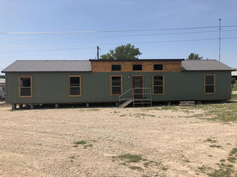 2021 General Shelters Chaparral Cabin