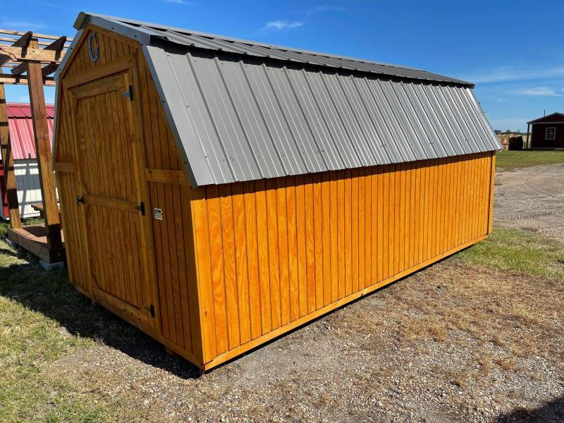 2021 Graceland Portable Buildings 8' x 16' Short Barn Utility Shed