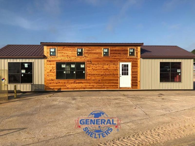 2021 General Shelters Cedarview Cabin