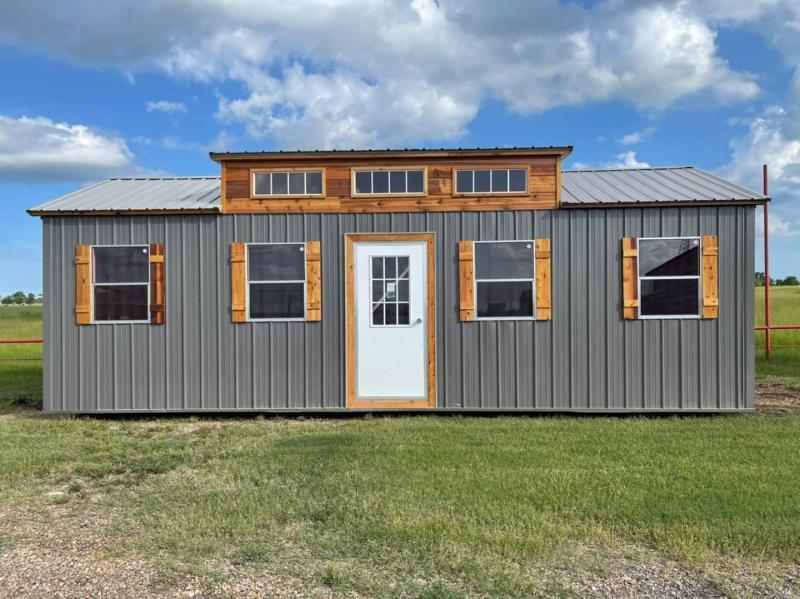 2021 General Shelters 14'x30' Dormer Cottage Shed