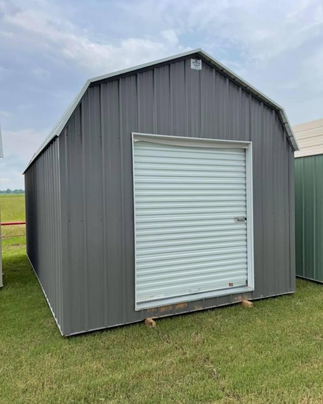 2021 General Shelters 12x20 Garage Storage Garage/Carport