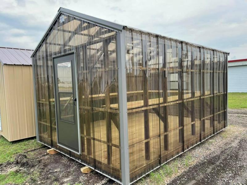 2021 General Shelters 12 x 16 Greenhouse Other