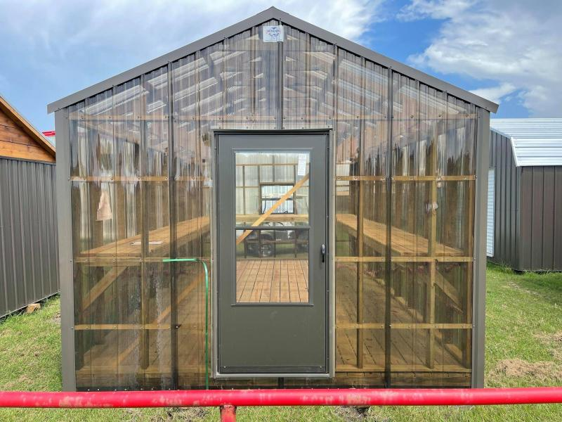 2021 General Shelters 12' x 20' Greenhouse Other