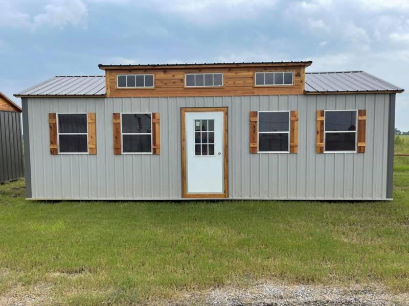 2021 General Shelters 14x30 Dormer Cottage Shed