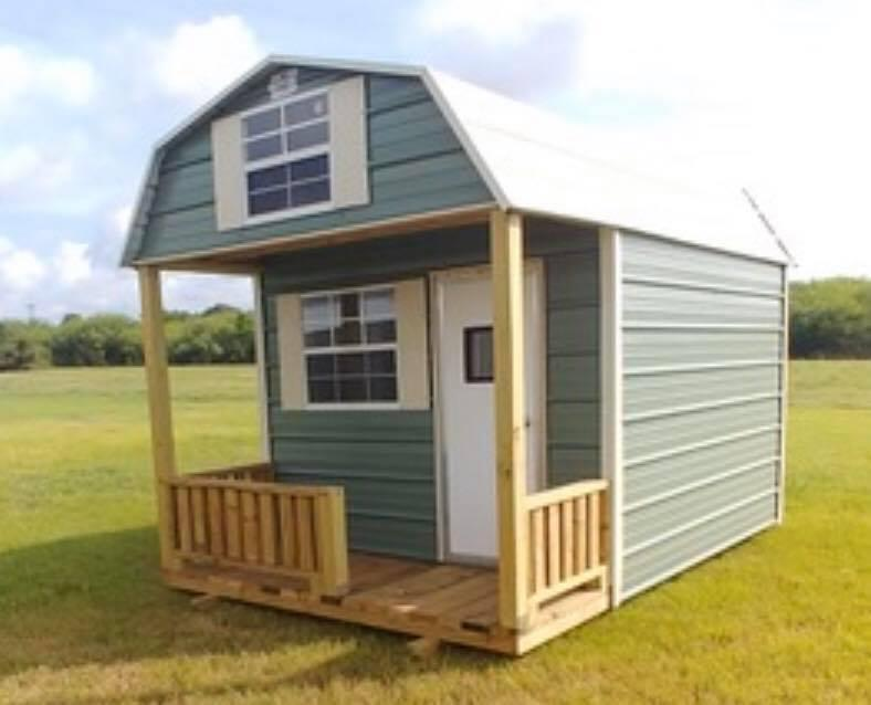 SOLD: 2021 General Shelters Playhouse Cottage Shed