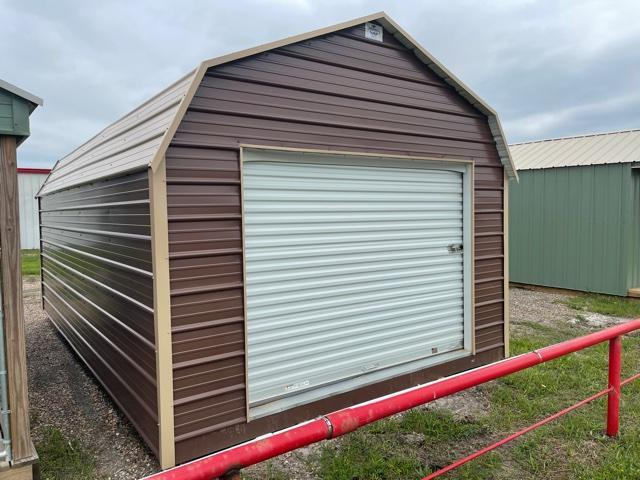 2021 General Shelters 12 x 20 Efficiency Barn Garage/Carport