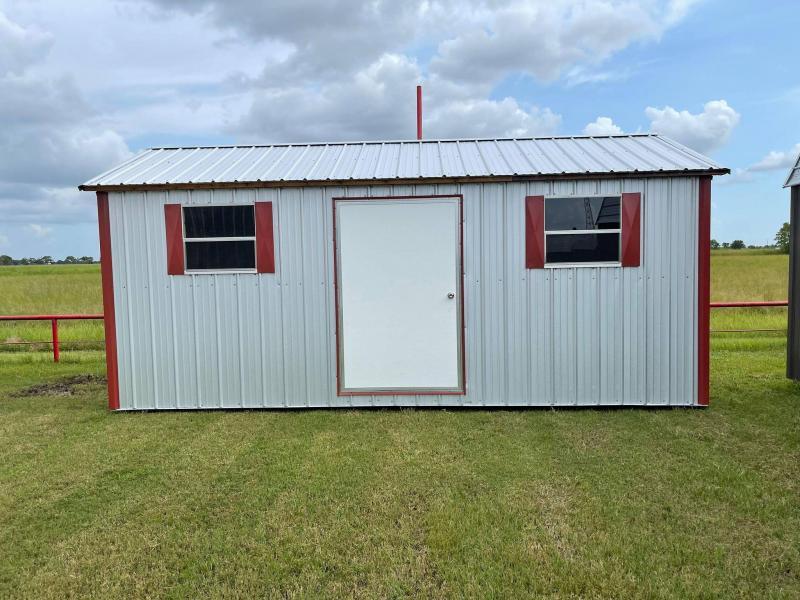 2021 General Shelters 10' x 20' Gabled Broadside Cottage Shed