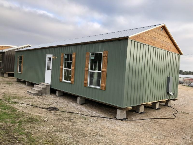 2021 General Shelters Ironwood Cabin