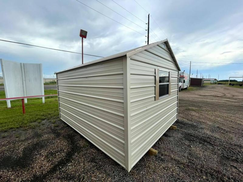 2021 General Shelters 10'x12' Gabled Utility Shed
