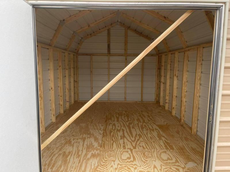 2021 General Shelters 10'x16' Utility Shed