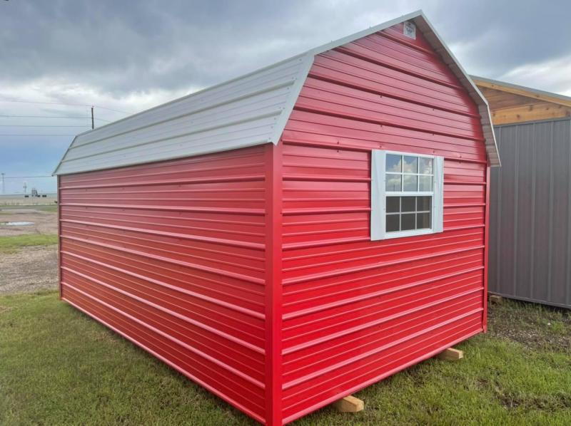 2021 General Shelters 10'x16' Barn Style Utility Shed