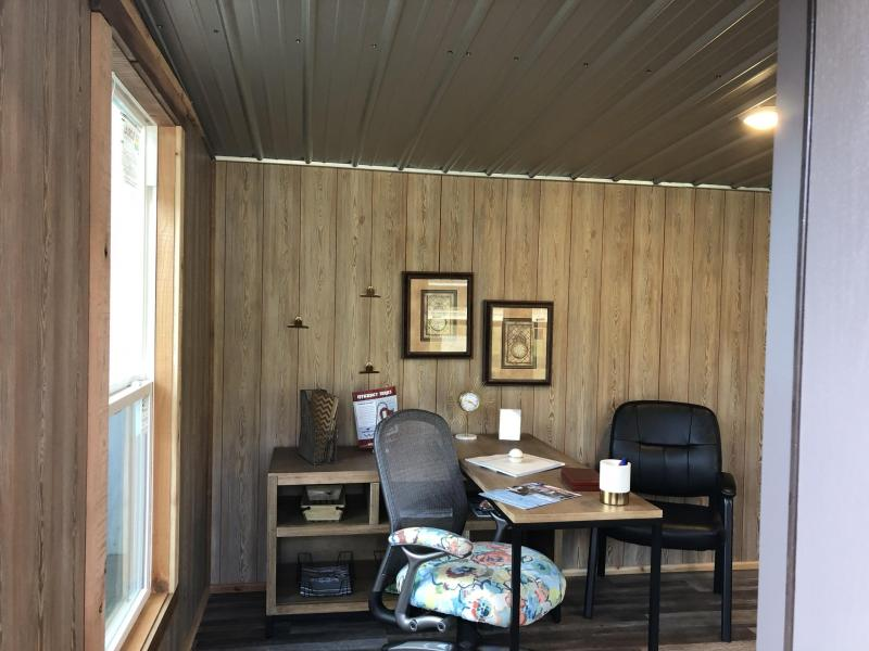 2021 General Shelters Office Suite Cabin