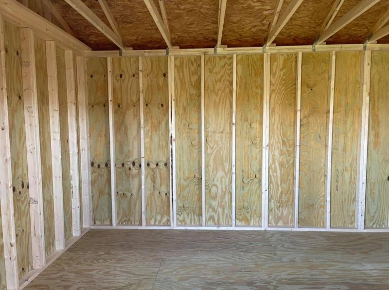 2021 Graceland 12' x 16' Gabled Garden Utility Shed