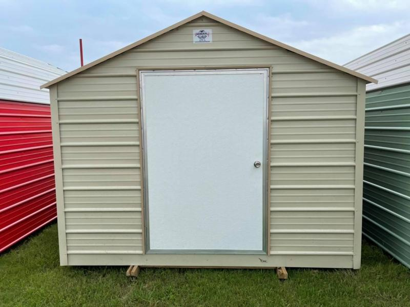 2021 General Shelters 10x12 Efficiency Gable Utility Shed
