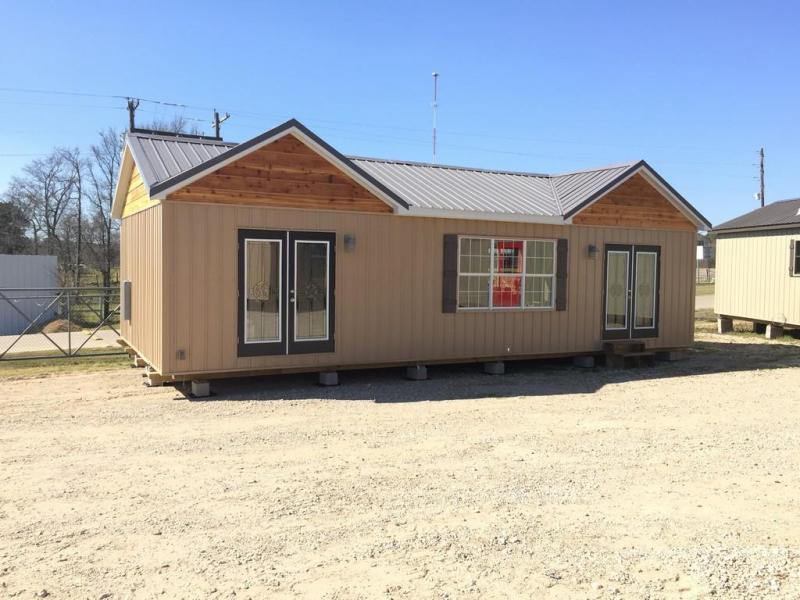 2021 General Shelters Islander Cabin