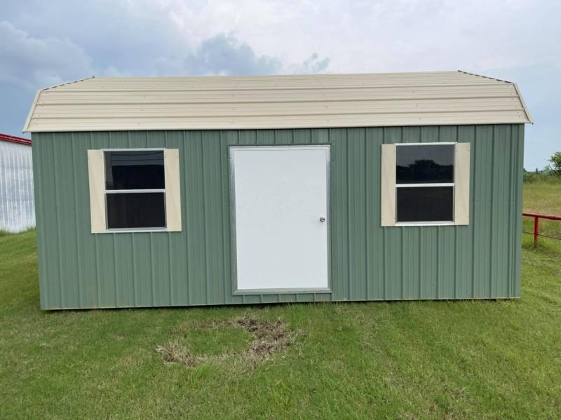 2021 General Shelters 14x20 Barn Style Cottage Shed Cottage Shed
