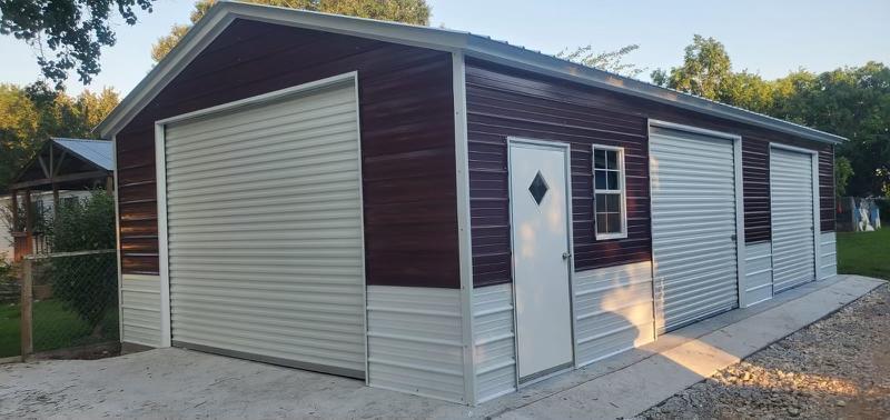 2021 Star 16'x30'x9' Garage Garage/Carport