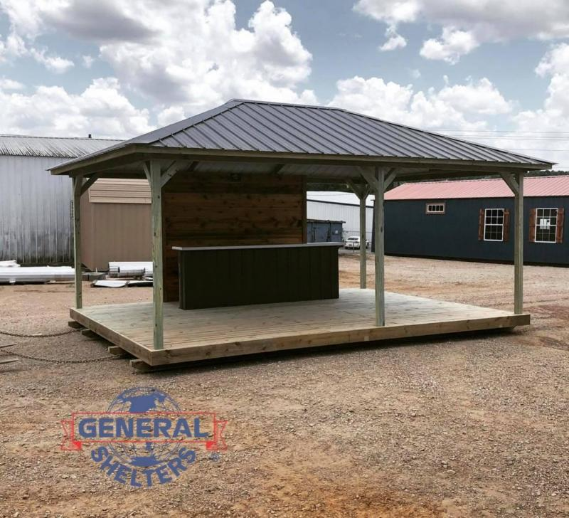 2021 General Shelters Patio Deck - Custom Other