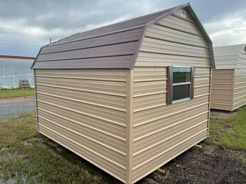 2021 General Shelters 10'x12' Utility Shed