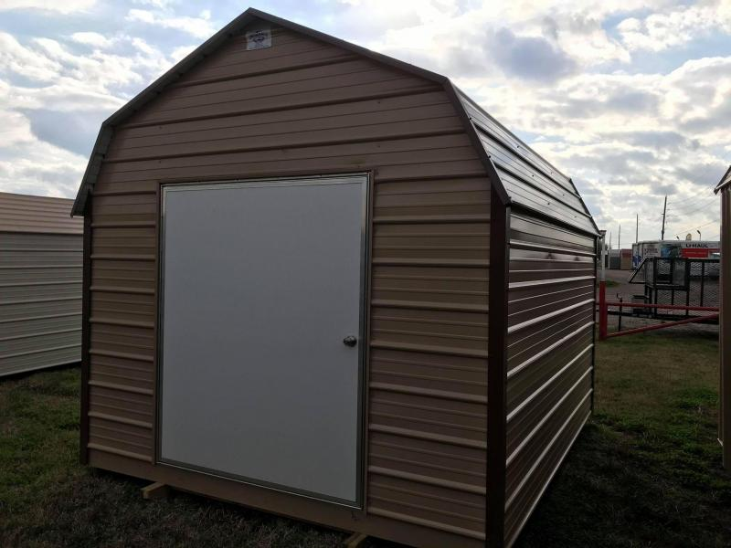 SOLD: 2021 General Shelters 10x12 Utility Shed