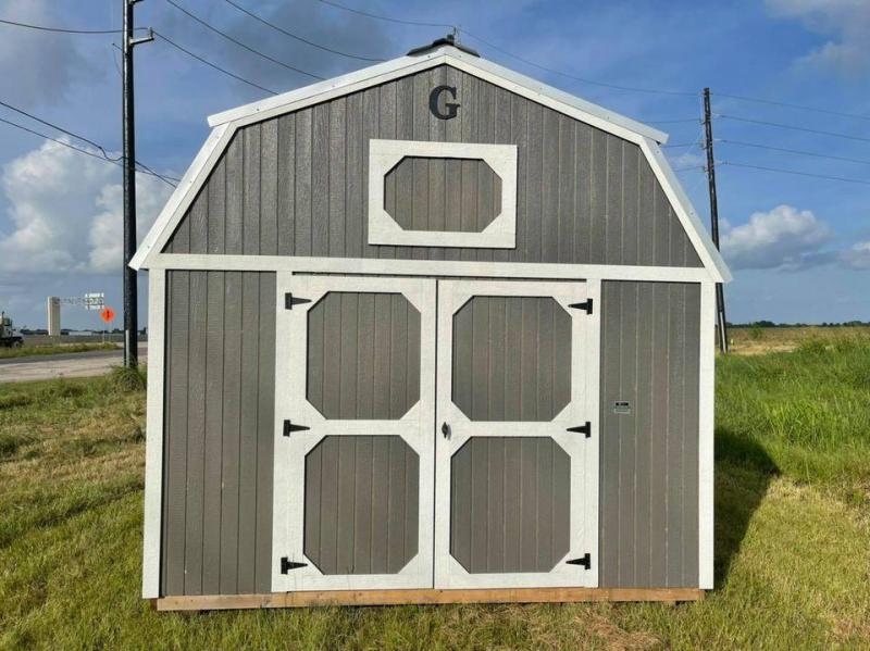 2020 Graceland Portable Buildings 12'X16' Lofted Barn Utility Shed