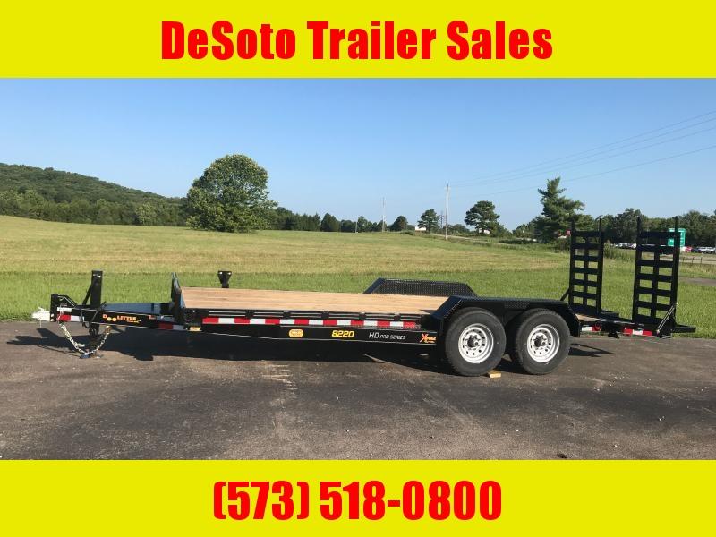 2021 Doolittle Trailer Mfg XT822014K Utility Trailer