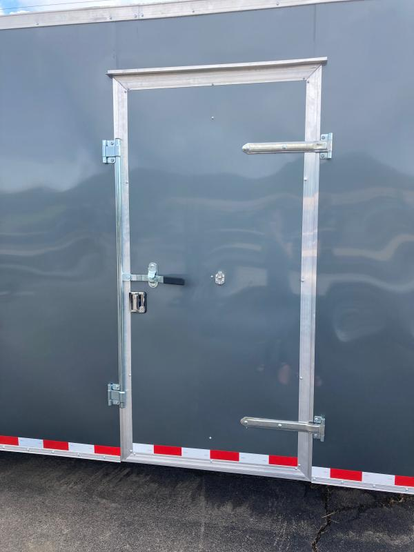 2022 Doolittle Trailer Mfg 8.5 x 20 7K T/A Enclosed Car Hauler Car / Racing Trailer