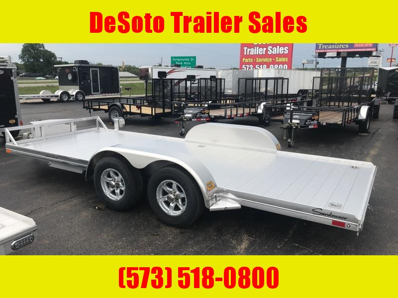 2021 Sundowner Trailers 4000AP18 Car / Racing Trailer