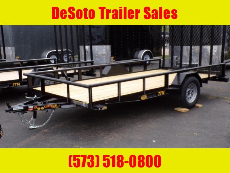 2020 Doolittle Trailer Mfg UT77X143 Utility Trailer