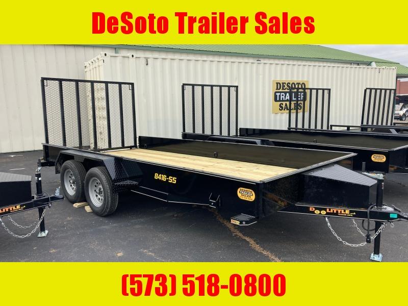 2021 Doolittle Trailer Mfg UT84X167KSS Utility Trailer